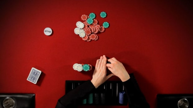 S. Why You Should Never Discuss Your Poker Hand Promo Image