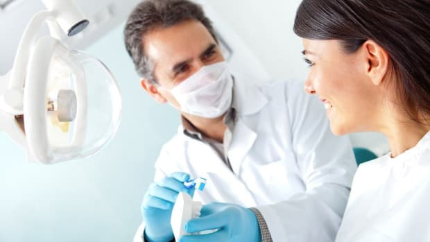 M. Can Teeth Whitening Harm Teeth? Promo Image