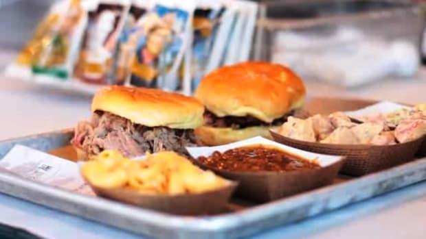 ZA. Texas Style Barbecue Promo Image