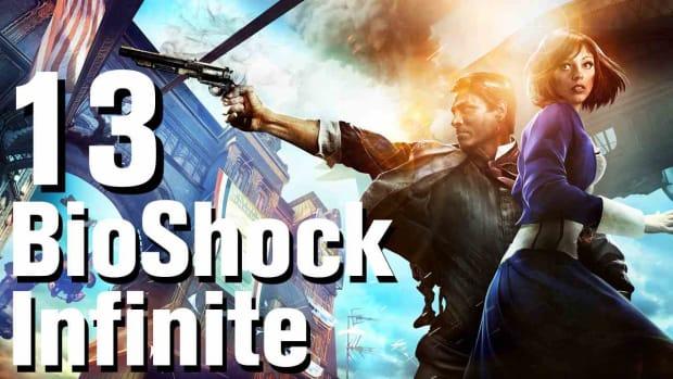 M. BioShock Infinite Walkthrough Part 2 Promo Image