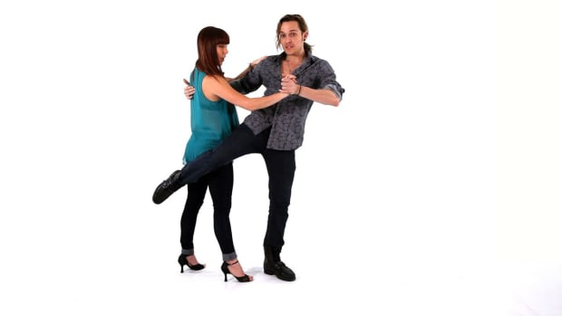 S. Show Off Latin Dance Moves for Guys Promo Image