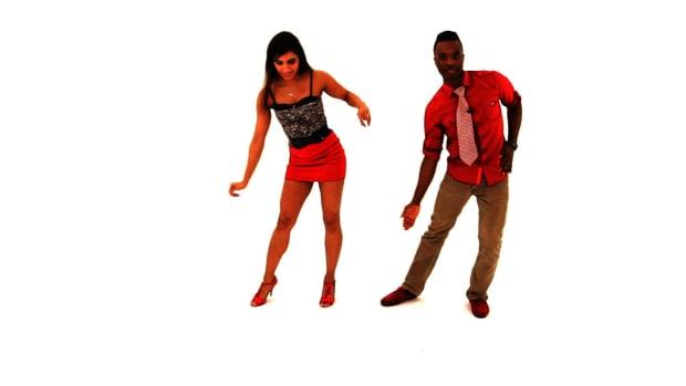 Z. How to Do the Drunken Step aka Half Grapevine in Bachata Promo Image