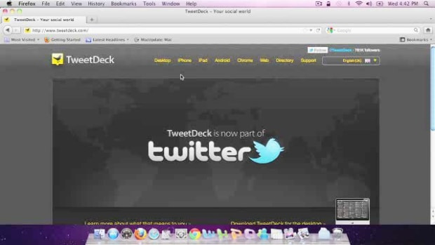 A. How to Use Twitter: TweetDeck and Other Third-Party Twitter Apps Promo Image