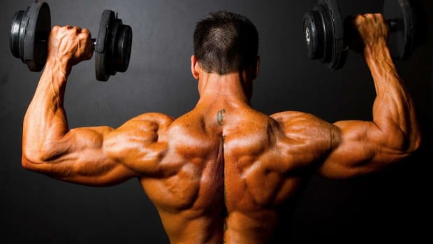 ZA. How to Become a Competitive Bodybuilder Promo Image