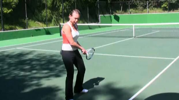 A. 6 Tennis Backhand Tips Promo Image