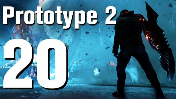 T. Prototype 2 Walkthrough Part 20 - A Stranger Among Us 2 of 2 Promo Image