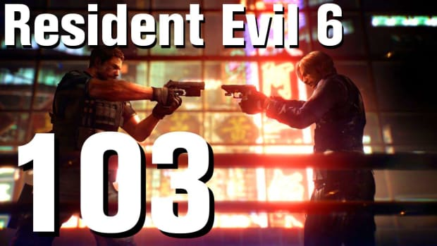 ZZZY. Resident Evil 6 Walkthrough Part 103 - Chapter 18 Promo Image