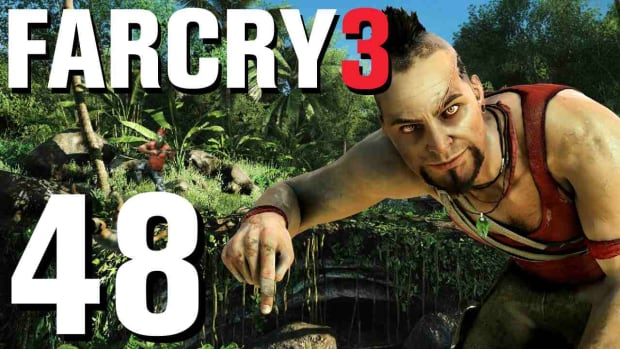 ZV. Far Cry 3 Walkthrough Part 48 - Black Gold Promo Image