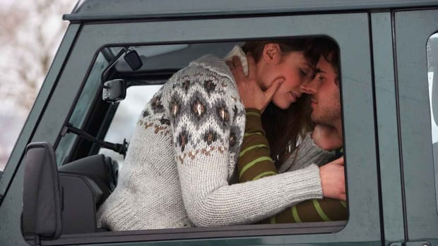 D. How to Make Out in a Car Promo Image