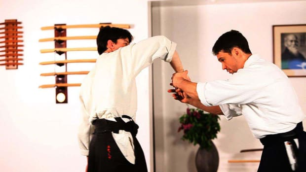 C. How to Do Te Sabaki in Aikido Promo Image