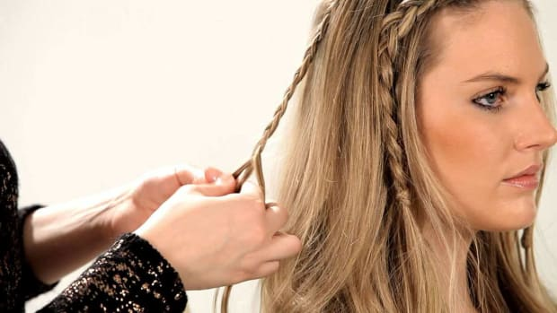 V. How to Do Casual Beach Braids like Blake Lively Promo Image