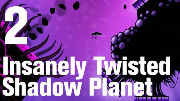 B. Insanely Twisted Shadow Planet Walkthrough: Homeworld Part 2 Promo Image