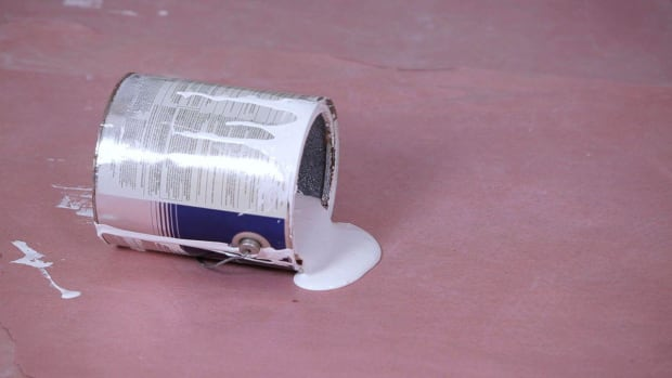 ZC. How to Deal with Paint Spills Promo Image