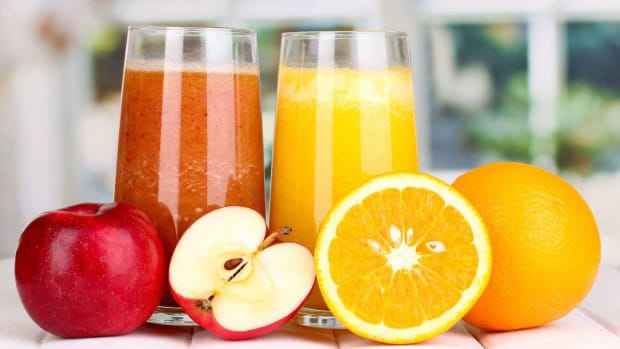 W. Juice vs. Whole Fruits & Vegetables Promo Image