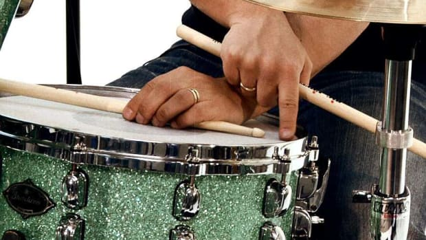 ZZP. How to Play the Cross Stick Drum Technique Promo Image