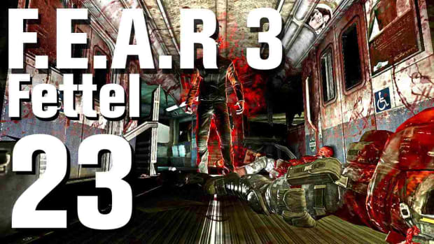 W. F.E.A.R. 3 Fettel Walkthrough Part 23: Suburbs (5 of 6) Promo Image