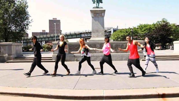 beyonce single ladies dance tutorial