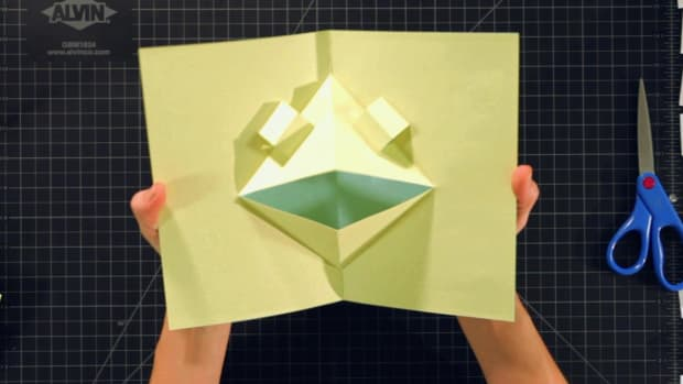 O. How to Make a Basic Face Pop-Up Card Promo Image