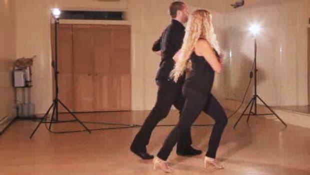 A. How to Do Basic Salsa Steps Promo Image