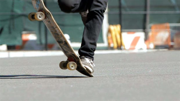 ZI. How to Tailslide on a Skateboard Promo Image