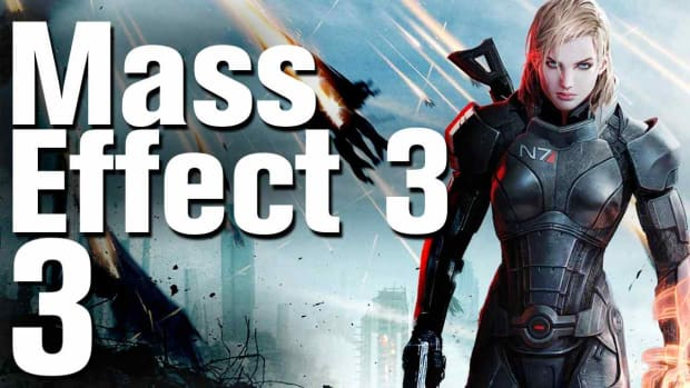 C. Mass Effect 3 Walkthrough Part 3 - Mars Promo Image
