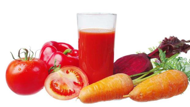 ZA. Best Vegetables for Juicing Promo Image