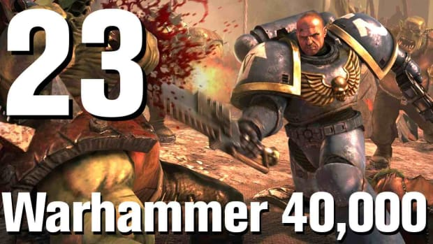 V. Warhammer 40K Space Marine Walkthrough Part 23: Whispers of the Dead Promo Image