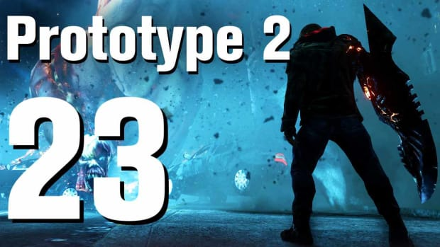 W. Prototype 2 Walkthrough Part 23 - A Maze of Blood Promo Image