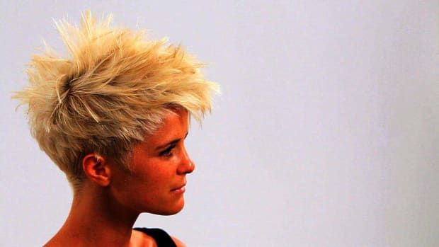 ZB. How to Style Short Punk Hair Promo Image