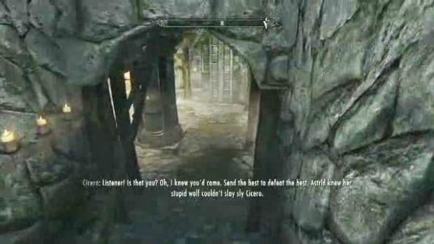 K. Skyrim Dark Brotherhood Walkthrough Part 11 - The Cure for Madness Promo Image
