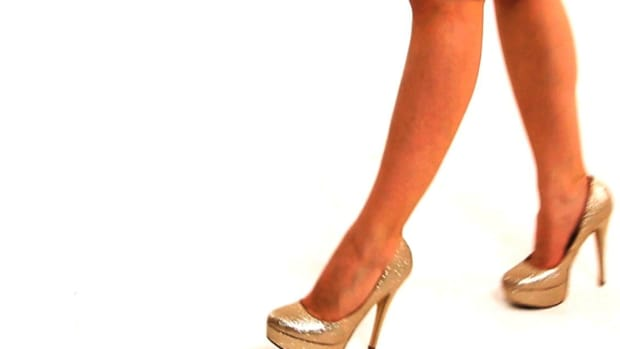 A. How to Walk Gracefully in High Heels Promo Image