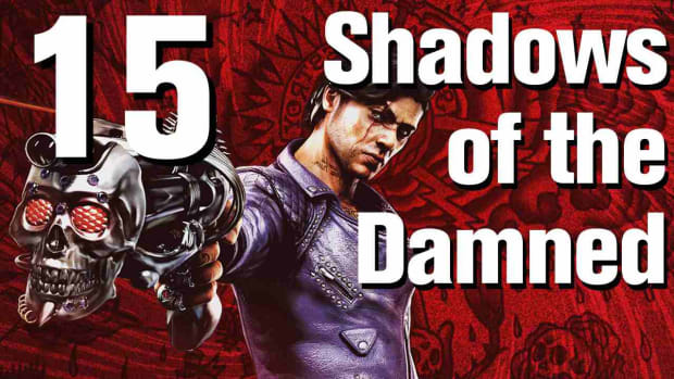 O. Shadows of the Damned Walkthrough: Act 3-1 It's A BugHunt (1 of 2) Promo Image