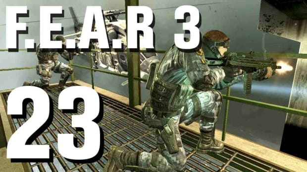 W. F.E.A.R. 3 Walkthrough Part 23: Bridge (1 of 5) Promo Image