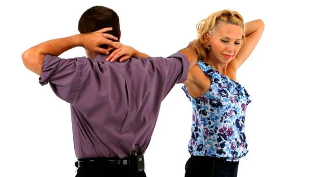 T. How to Do the East Coast Swing Bow Tie in Swing Dance Promo Image