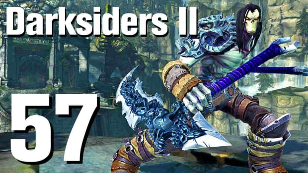ZZE. Darksiders 2 Walkthrough Part 57 - Chapter 9 Promo Image