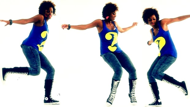 E. How to Do the Steve Martin Hip-Hop Dance Promo Image
