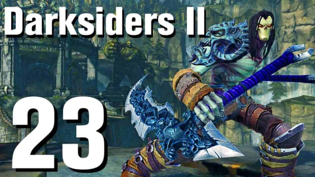 W. Darksiders 2 Walkthrough Part 23 - Chapter 3 Promo Image
