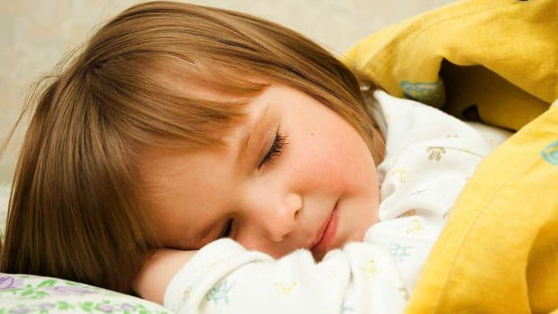 ZZX. What Are Sleep Disorders in Children? Promo Image