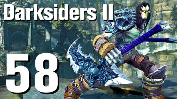 ZZF. Darksiders 2 Walkthrough Part 58 - Chapter 9 Promo Image