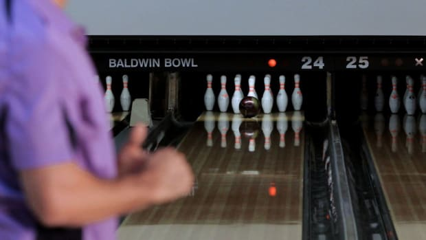 R. How to Improve Your Bowling Footwork Promo Image