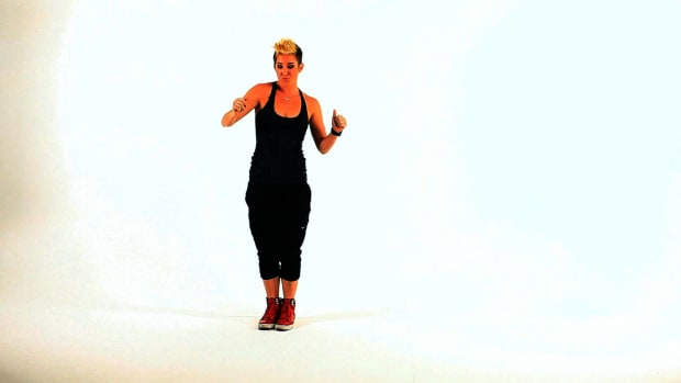 C. How to Do a Dip, Step, Rock Dance Move Promo Image