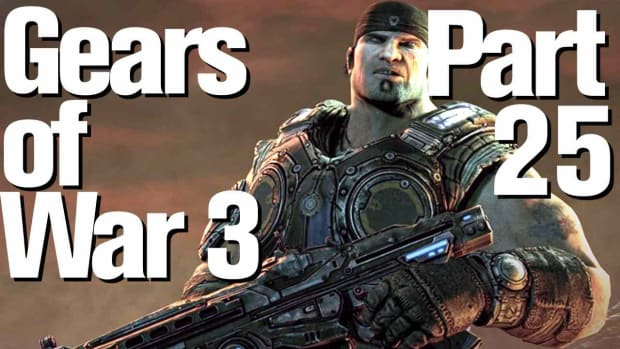 Y. Gears of War 3 Walkthrough: Act 2 Chapter 3 Promo Image