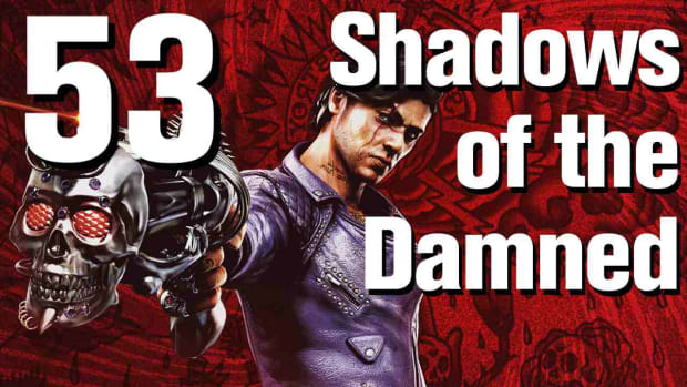 ZZA. Shadows of the Damned Walkthrough: Act 5-5 Till Death Do Us Part (1 of 2) Promo Image