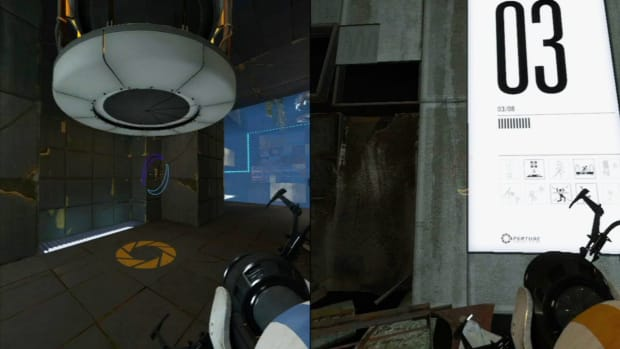 ZZY. Portal 2 Co-op Walkthrough / Course 3 - Part 3 - Room 03/08 Promo Image