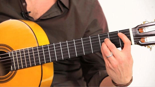 ZD. How to Play Flamenco Chords Promo Image
