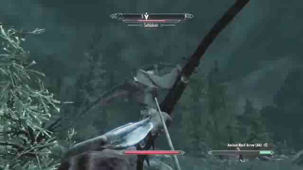U. Skyrim Walkthrough Part 21 - A Blade in the Dark Promo Image