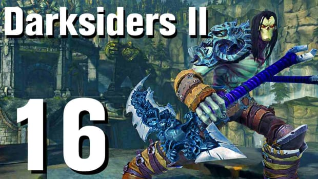 P. Darksiders 2 Walkthrough Part 16 - Chapter 2 Promo Image