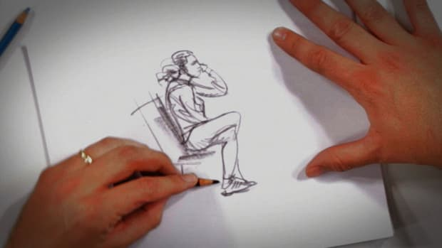 Q. Top 5 Sketching Tips Promo Image