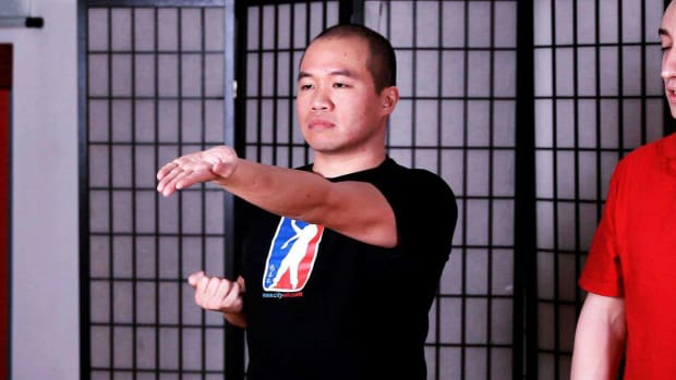 ZU. How to Do the Second 3 Sets of Siu Nim Tau Form in Wing Chun Promo Image