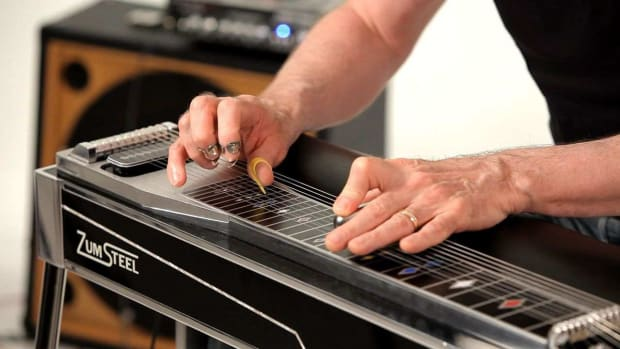 ZM. Best Effects to Use with a Pedal Steel Guitar Promo Image